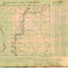 [Public Land Survey System map: Wisconsin Township 26 North, Range 02 West]