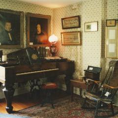 Joseph P. Webster piano