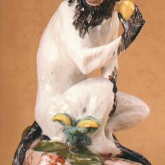 Porcelain Ape