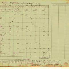 [Public Land Survey System map: Wisconsin Township 10 North, Range 02 East]