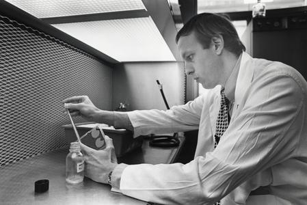 Dr. Ernest Borden, human oncology