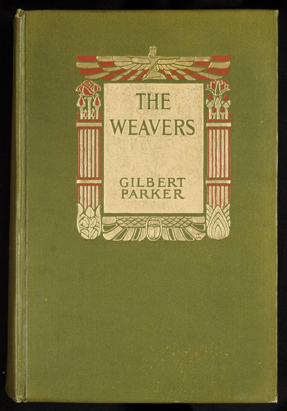 The weavers : a tale of England and Egypt of fifty years ago (1 of 2)