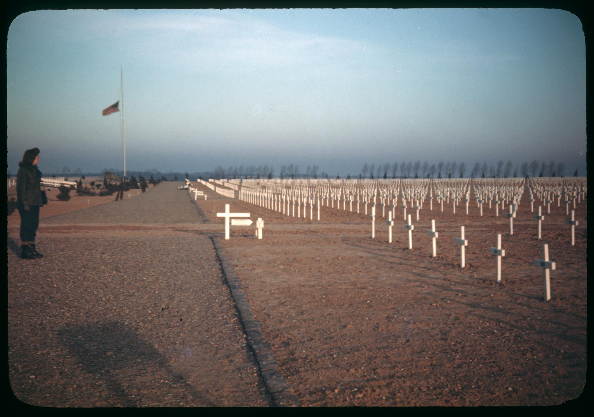 US Army Cemetery