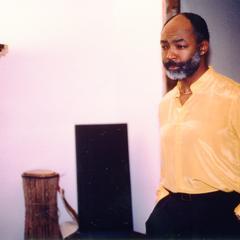 Jim Stills in Trager's house