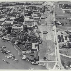 Walled City, Manila, 1925