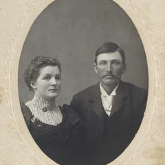 Mr. and Mrs. Caspar Zentner