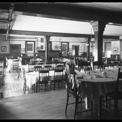 Kemper Hall - refectory from northeast
