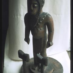Afro-Brazilian Sculpture for Shango (Xango)