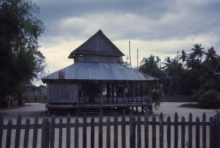 Monk residence