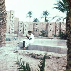 Student at the University of Tamgrut in Draa