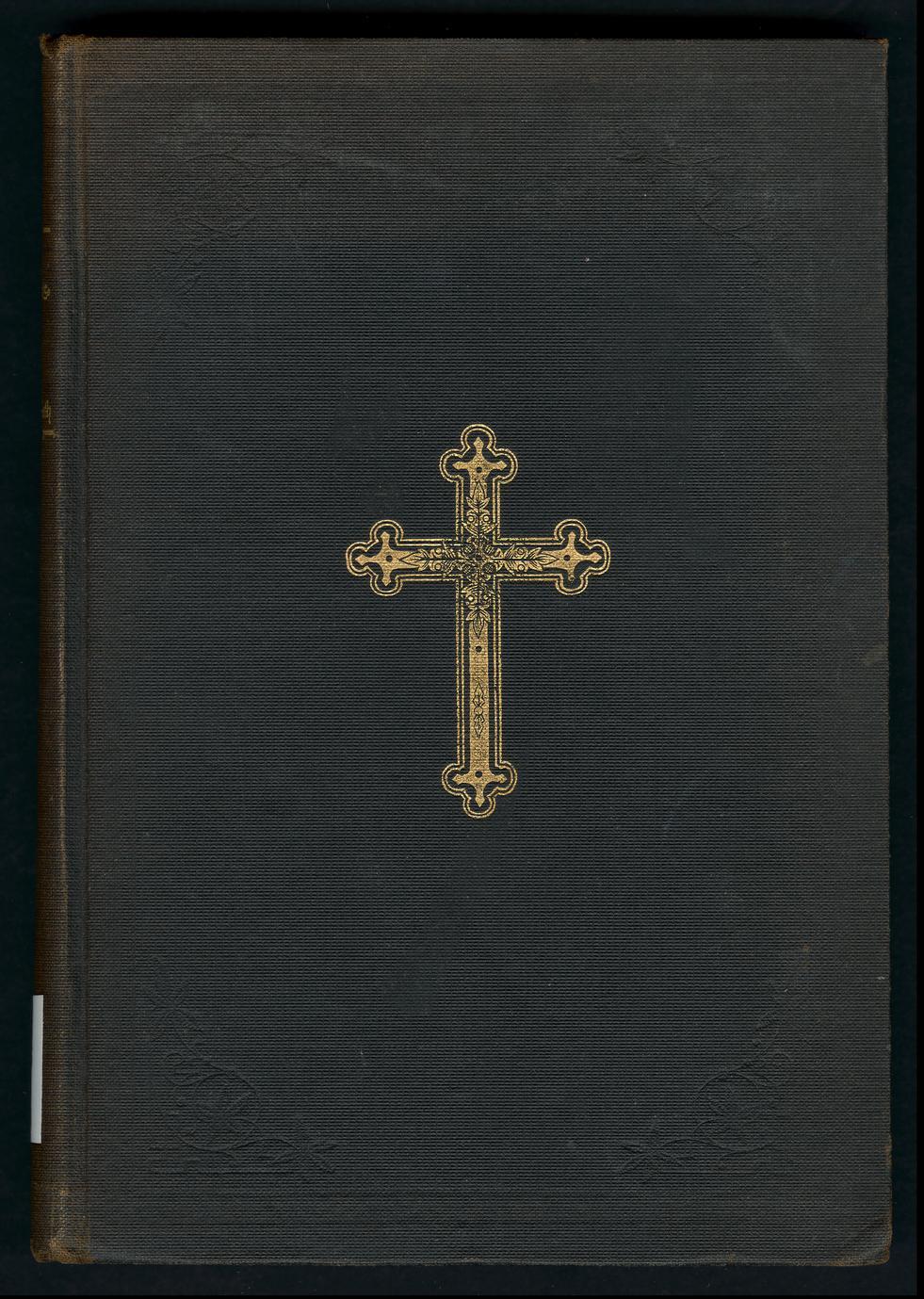 Husandagtsbog : ordnet efter kirkeaaret (1 of 3)