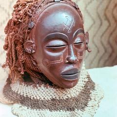 Cokwe Mask