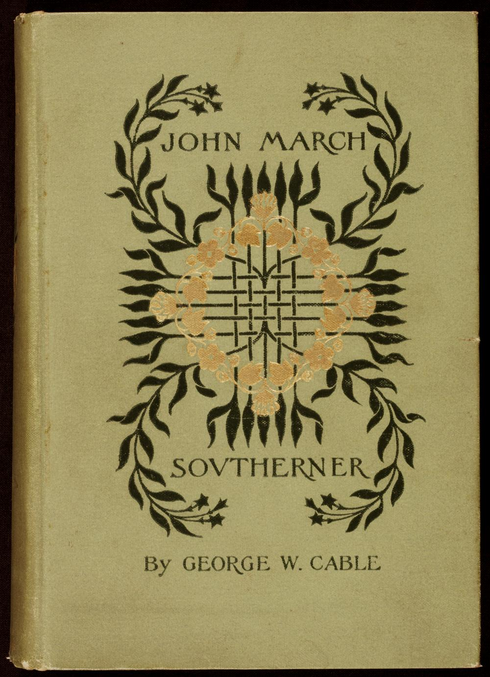 John March : southerner (1 of 2)