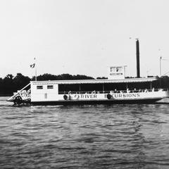 Prairie Gal (Excursion boat, 1950s?-1964)