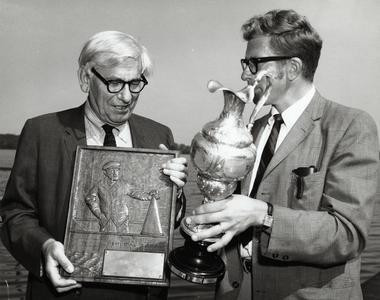 Intercollegiate Rowing Association trophy