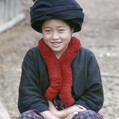 Yao woman