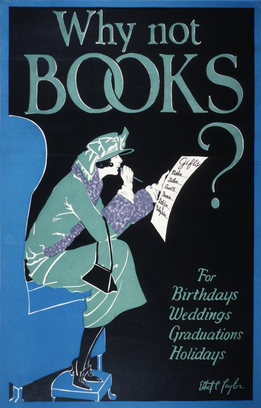 Why not books?  For birithdays, weddings, graduations, holidays