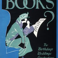 Why not books?  For birithdays, weddings, graduations, holidays