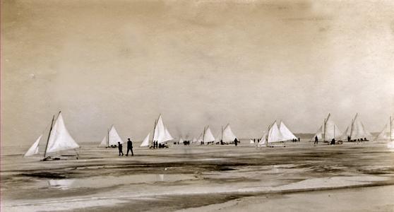 Ice Boating