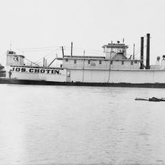Jos. Chotin (Towboat, 1936-1952)
