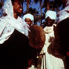 Nubian Dance of Northern Sudan