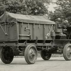 A Jeffery Quad Army truck
