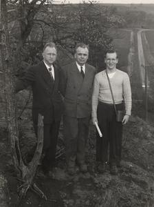 Charles Huffer and Albert Whitford