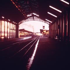 Railroad Terminal at Port Elizabeth