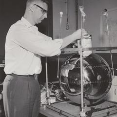 Charles R. Stearns satellite research
