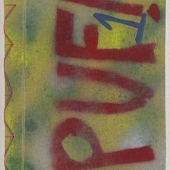 Puf! : revista cartonera [nro. 1]