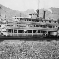 Julia Belle Swain (Packet/Excursion boat, 1917-1931)