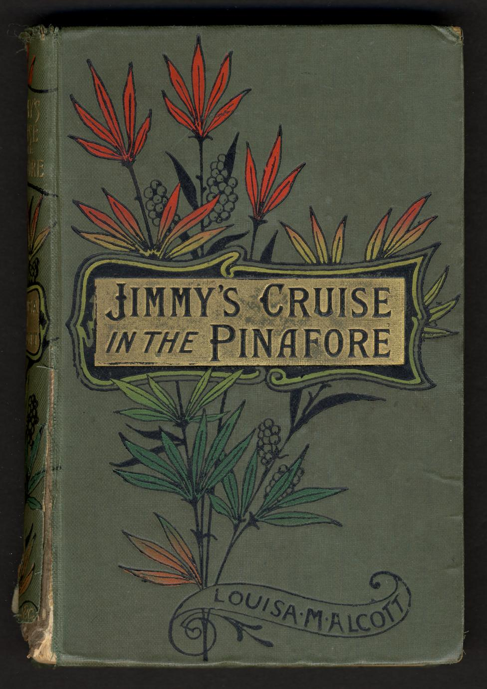 """Jimmy's cruise in the """"Pinafore,"""" &c. (1 of 3)"""