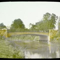 Bridge over Pike River in Alford Park