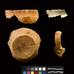 Porringer fragments
