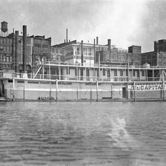 El Capitan (Towboat/Ferry, 1903-1930?)