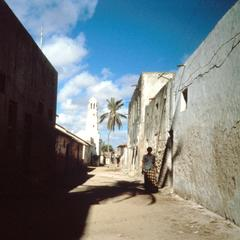 Mosque in Kismayo
