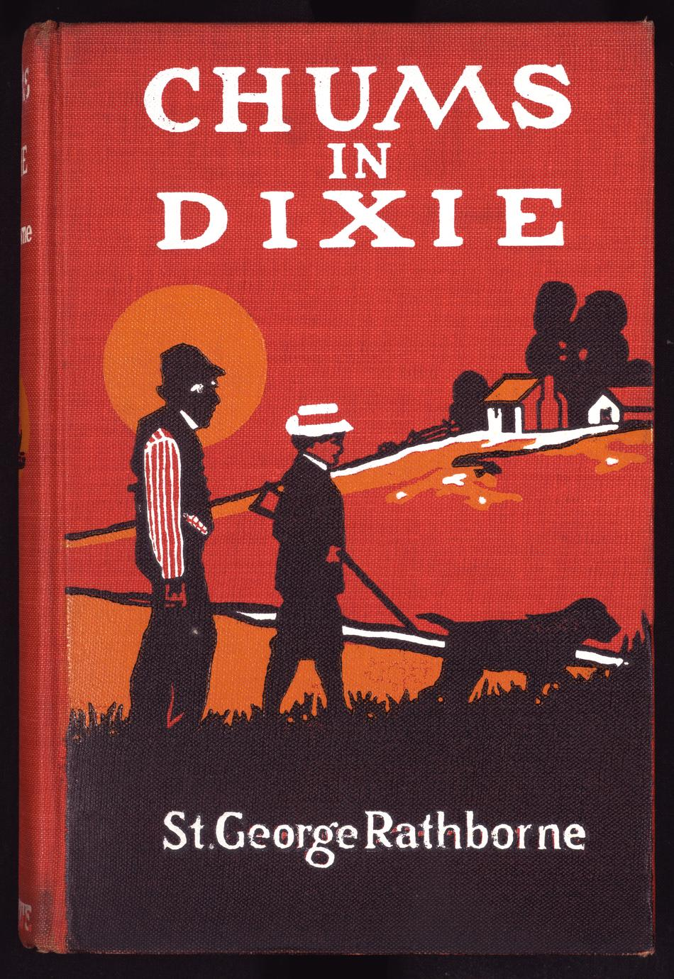 Chums in Dixie ; or, The strange cruise of a motorboat (1 of 4)