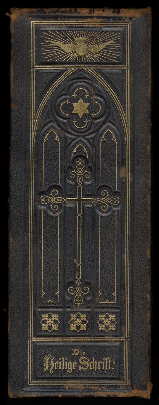 Biblia, das ist die ganze Heilige Schrift Alten und Neuen Testaments (3 of 5)