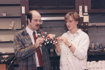 UW Center Barron County faculty Anthony Millevolte