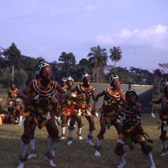 Mkpokiti dance group