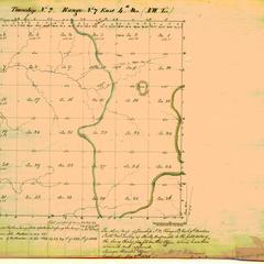 [Public Land Survey System map: Wisconsin Township 02 North, Range 07 East]