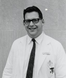 Dr. Louis Bernhardt, surgery