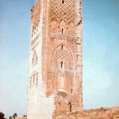 Tower of Hassan in Rabat