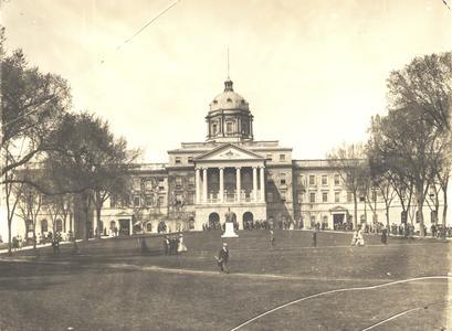 Bascom Hall, ca. 1906-1916