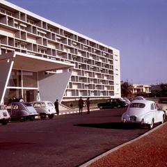 The IFAN Building (Institut Fondamentale de l'Afrique Noire)