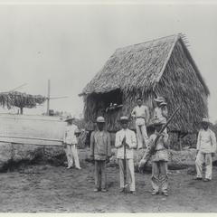 An insurgent outpost, 1899
