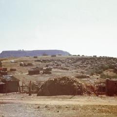 Rural Homesteads, Thaba Bosiu Plateau, and an Example of Soil Erosion
