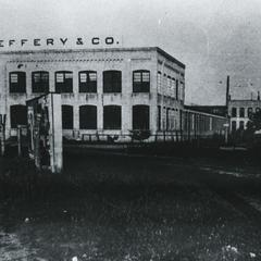 Sterling Bicycle factory exterior