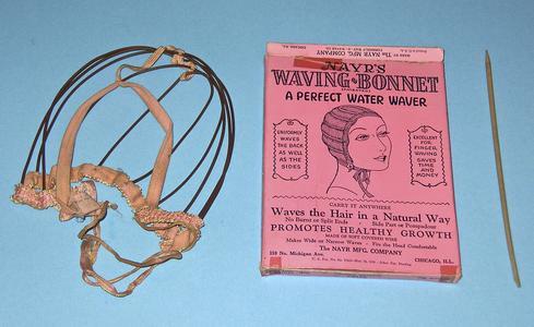 Waving bonnet