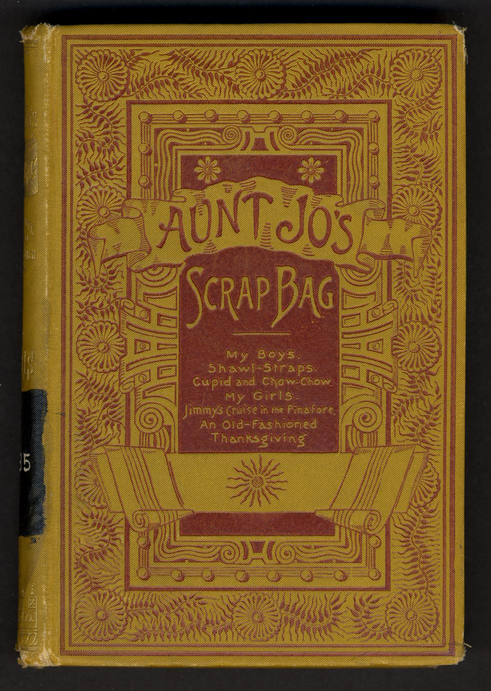 Aunt Jo's scrap bag (1 of 3)